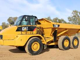 Caterpillar 730 Dump Truck - picture0' - Click to enlarge