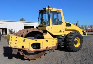 Bomag BW219PDH-4 Padfoot Roler