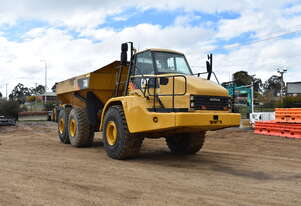 Caterpillar 2006 Cat 740 Dump Truck