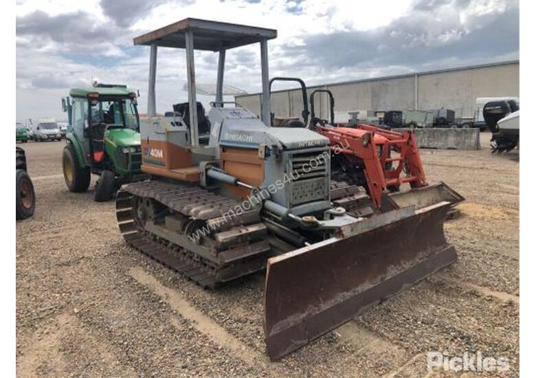 1993 Hitachi DX40M