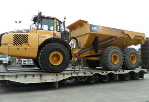 Volvo A40E Articulated Dump Truck for Hire