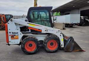 2016 BOBCAT S450 SKID STEER WITH LOW 798 HOURS
