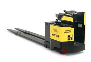 Hyster   Enclosed End Rider