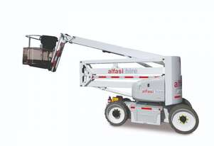 Niftylift 50FT ELECTRIC KNUCKLE BOOM