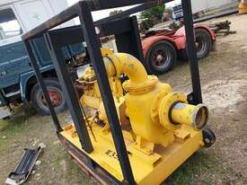 Mobile Dewatering Pump - picture1' - Click to enlarge