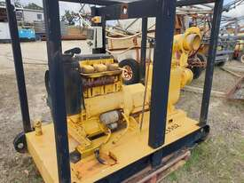 Mobile Dewatering Pump - picture2' - Click to enlarge