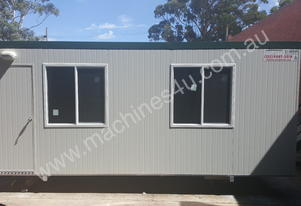 Or   6m X 3m Portable Building