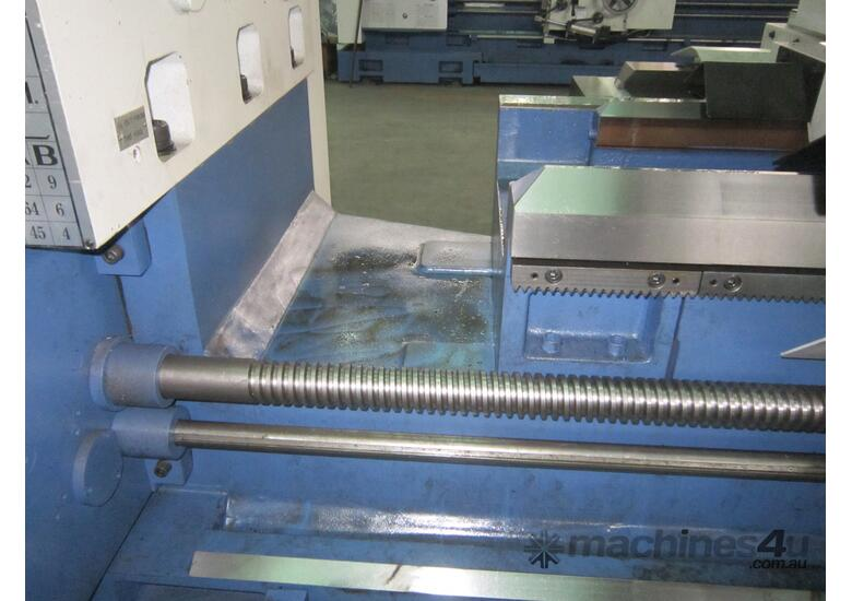 Oil Country Lathes to 2000mm swing 530mm bore