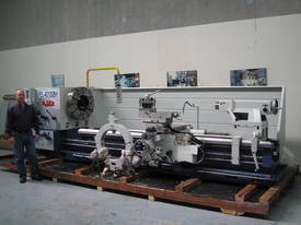 Taiwanese Oil Country Lathes up to 2000mm swing 530mm bore - picture0' - Click to enlarge