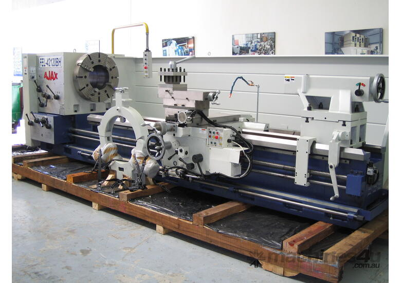 Taiwanese Oil Country Lathes up to 2000mm swing 530mm bore