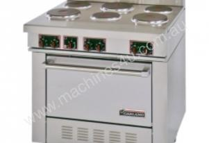 Garland S686 -  6 Burner Electric Range