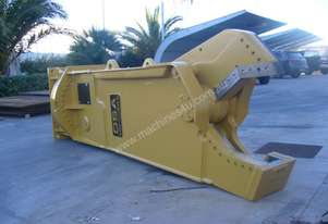 OSA Hydraulic Scrap Shears 15/20 tonne SH5