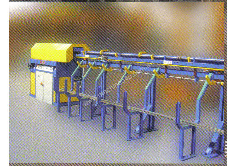 AWM Wire Straightening Machine  Suitable for Rebar