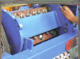 AWM Wire Straightening Machine  Suitable for Rebar - picture3' - Click to enlarge