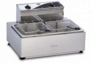 Fryer - Roband F111 Single pan Double Basket