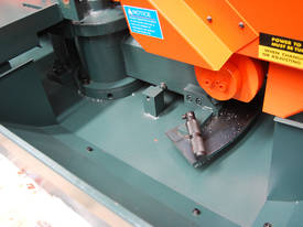 Cosen SH-500M. Semi Auto, Mitre Cutting Bandsaw. - picture3' - Click to enlarge