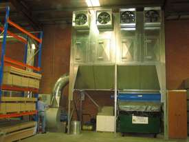 Dust Extraction Reverse Flow Filter Unit ASF4DHLK - picture3' - Click to enlarge