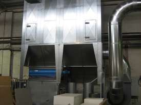 Dust Extraction Reverse Flow Filter Unit ASF4DHLK - picture5' - Click to enlarge