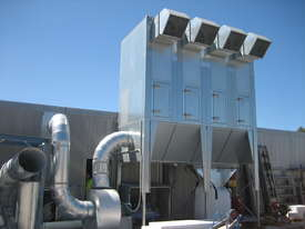 Dust Extraction Reverse Flow Filter Unit ASF4DHLK - picture0' - Click to enlarge