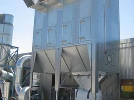 Dust Extraction Reverse Flow Filter Unit ASF4DHLK - picture6' - Click to enlarge