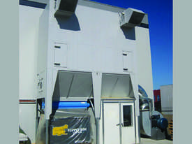 Dust Extraction Reverse Flow Filter Unit ASF4DHLK - picture2' - Click to enlarge