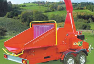 Loma K50 HPMF-51  MULCHES PRODUCT WITH NAILS