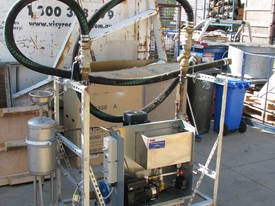 Industrial Water Pressure Tester Treatment Plant