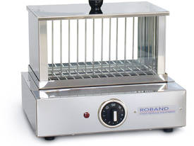 Roband Hot Dog Unit - Tank Only