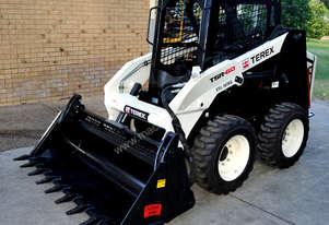 2013 Terex TSR60 skid steer (89hr) Two speed