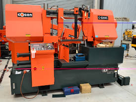 New Cosen C520NC Bandsaw *Demo today - picture0' - Click to enlarge
