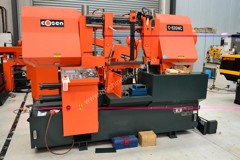 New Cosen C520NC Bandsaw *Demo today