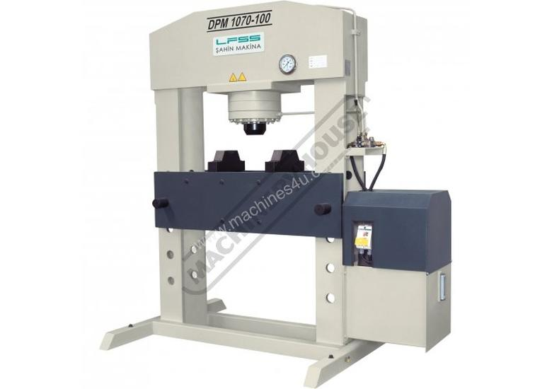 DPM-1070 Industrial Hydraulic Press 100 Tonne