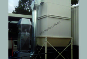 Dust Extraction Reverse Pulse Filter Unit RP60