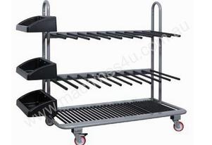 FOM CARR 300 Aluminium Window Frame Trolley