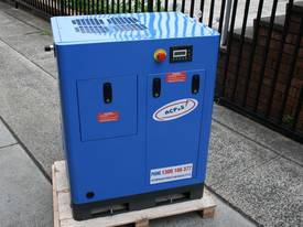 German Rotary Screw - 7.5hp / 5.5kW Air Compressor - picture13' - Click to enlarge