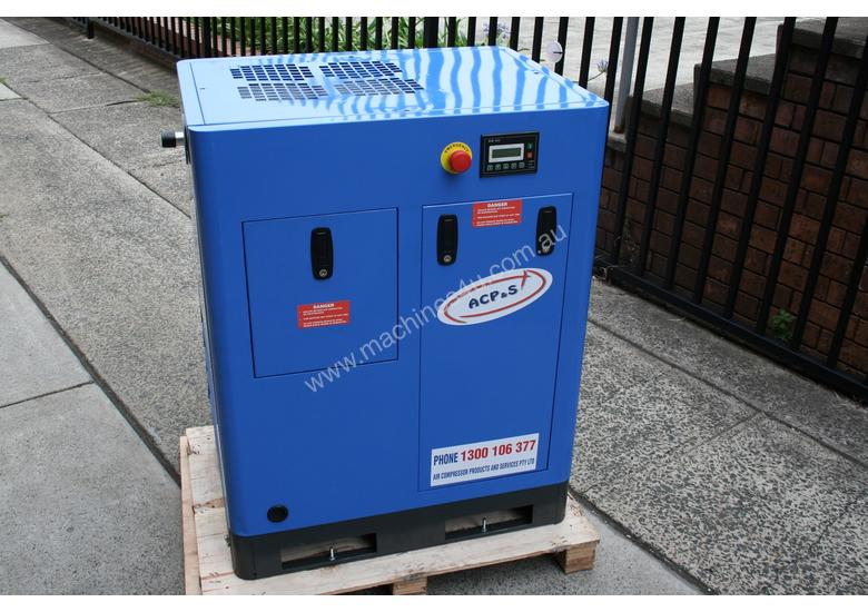 German Rotary Screw - 7.5hp / 5.5kW Air Compressor