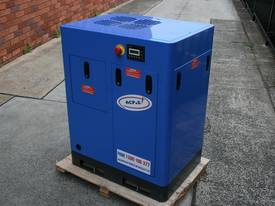German Rotary Screw - 7.5hp / 5.5kW Air Compressor - picture1' - Click to enlarge