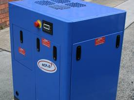 German Rotary Screw - 7.5hp / 5.5kW Air Compressor - picture3' - Click to enlarge