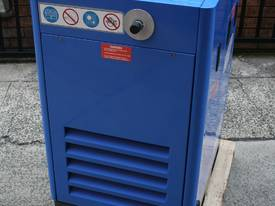 German Rotary Screw - 7.5hp / 5.5kW Air Compressor - picture5' - Click to enlarge