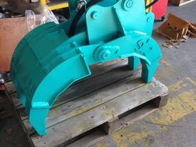 5 Tonne Heavy Duty Hydraulic Grapple