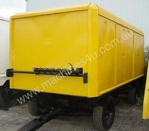 Towable Portable Compressor