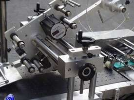 High-Speed Top-Side Labeler - picture2' - Click to enlarge