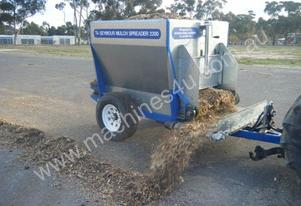 Seymour Rural Equipment Seymour 2200 Mulch Spreader