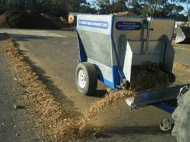 Seymour 2200 Mulch Spreader - picture2' - Click to enlarge