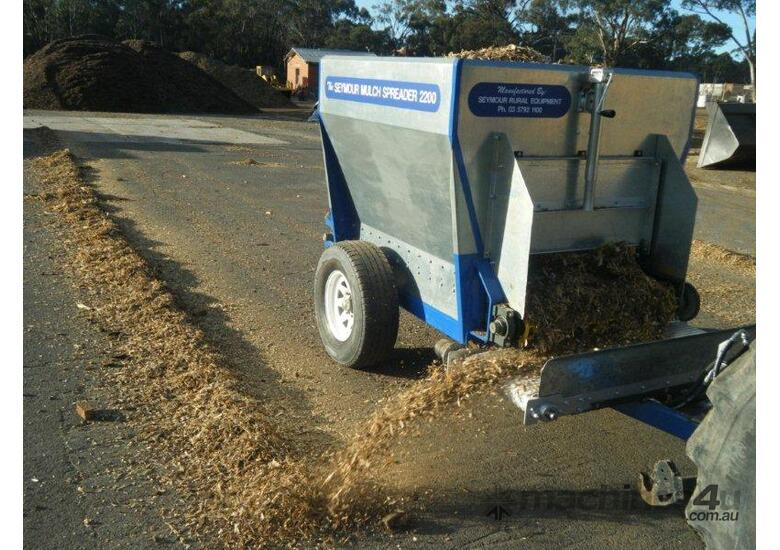 Seymour 2200 Mulch Spreader