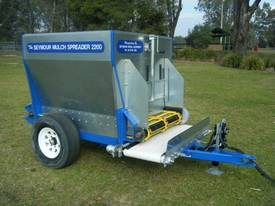 Seymour 2200 Mulch Spreader - picture4' - Click to enlarge