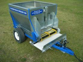 Seymour 2200 Mulch Spreader - picture6' - Click to enlarge