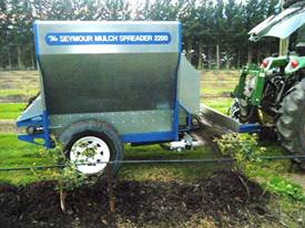 Seymour 2200 Mulch Spreader - picture10' - Click to enlarge
