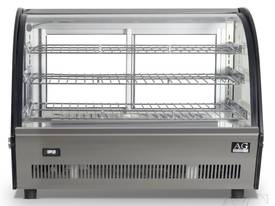 900mm / 160 Litre Bench Top Warming Showcase