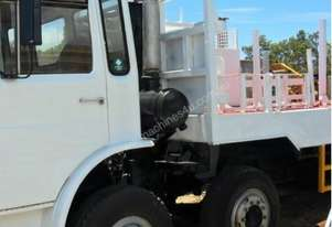 M A N Man 8x4 Water / Support Truck